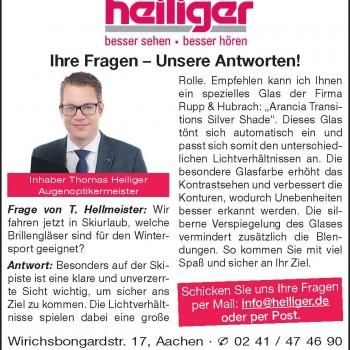 Optik Akustik Heiliger Aachen Fragen & Antworten