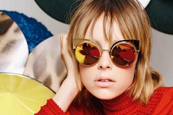 neue Kollektion von Fendi Sonnenbrille 2016